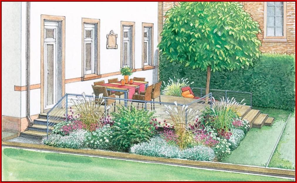Terrasse Beet Ideen