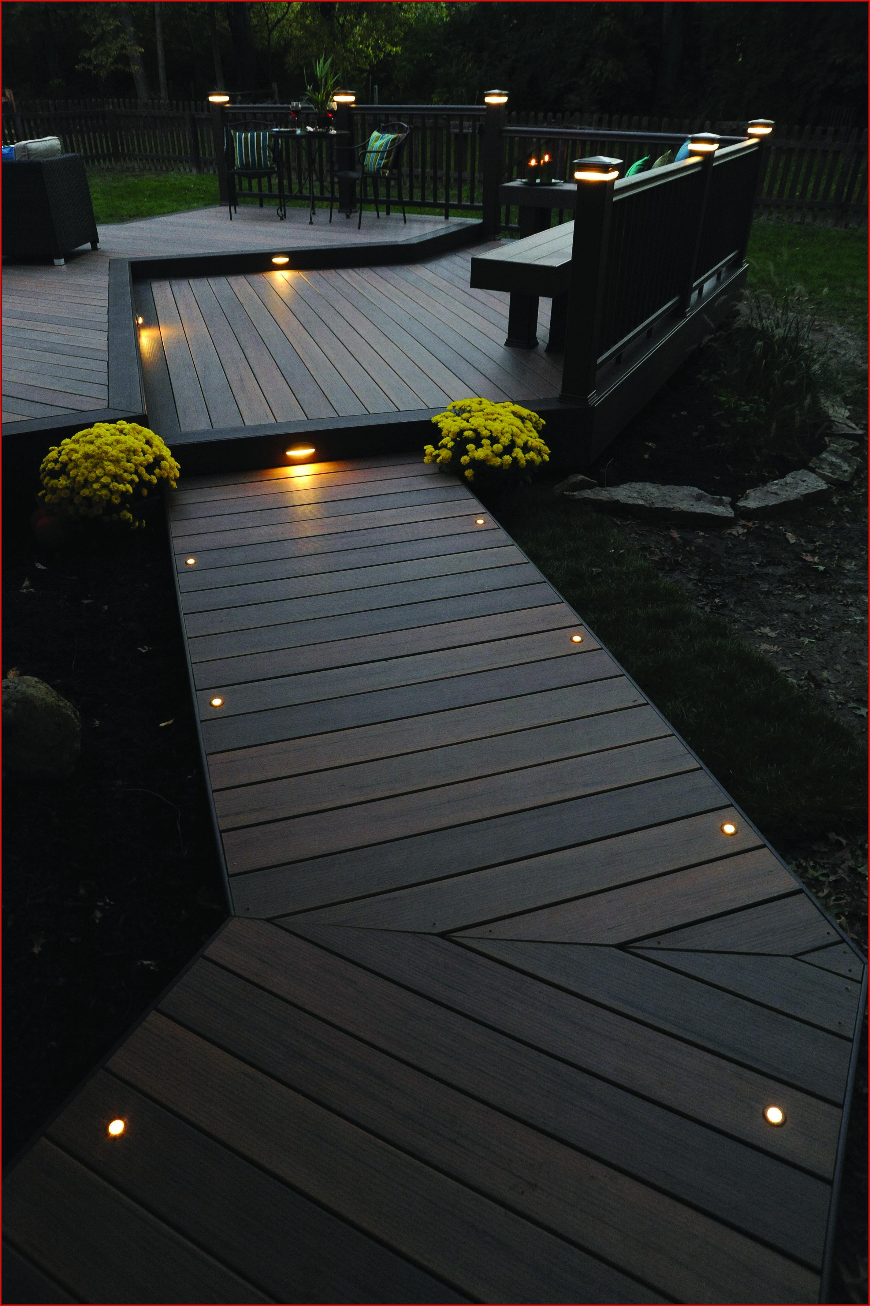 Terrasse Beleuchtung Ideen
