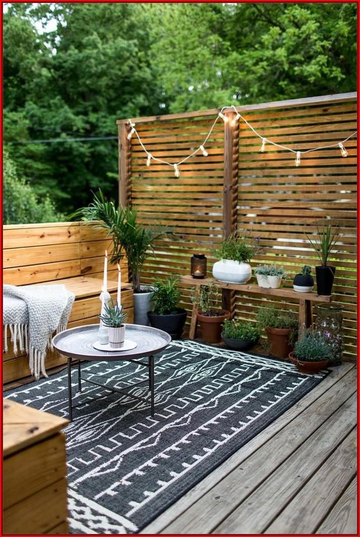 Terrasse Garten Ideen