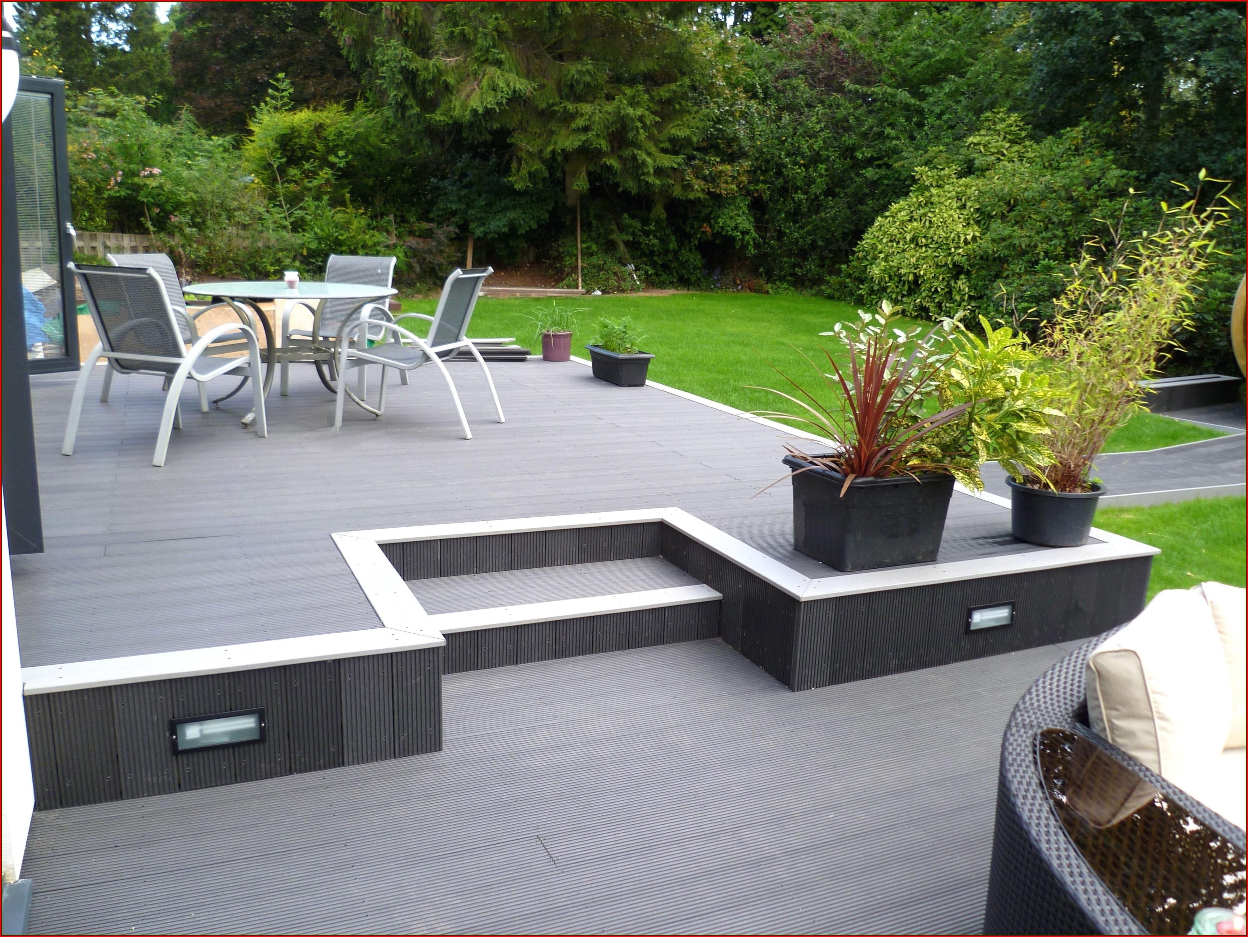 Terrasse Ideen Mit Stufen