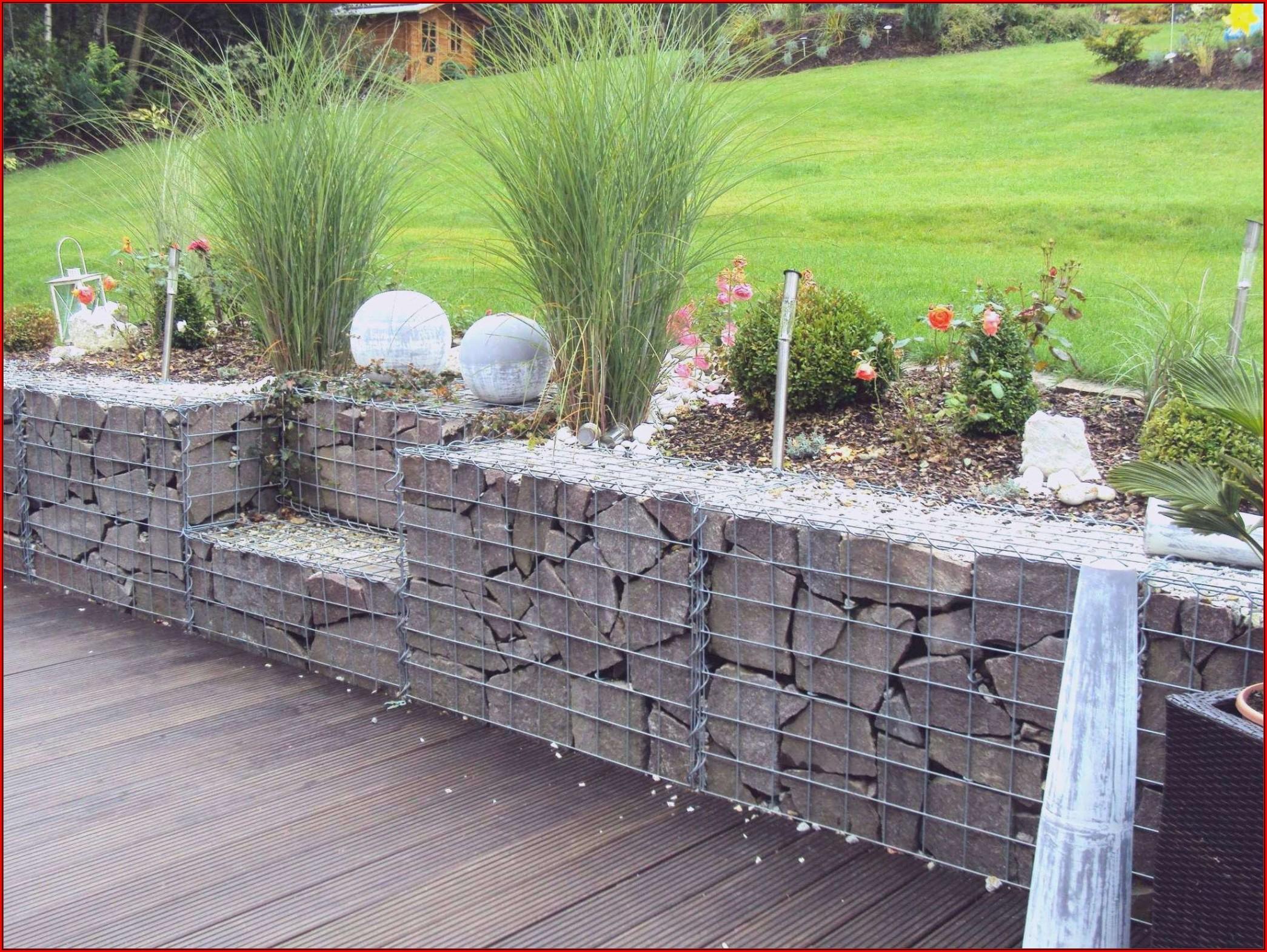 Terrasse Ideen Pflanzen
