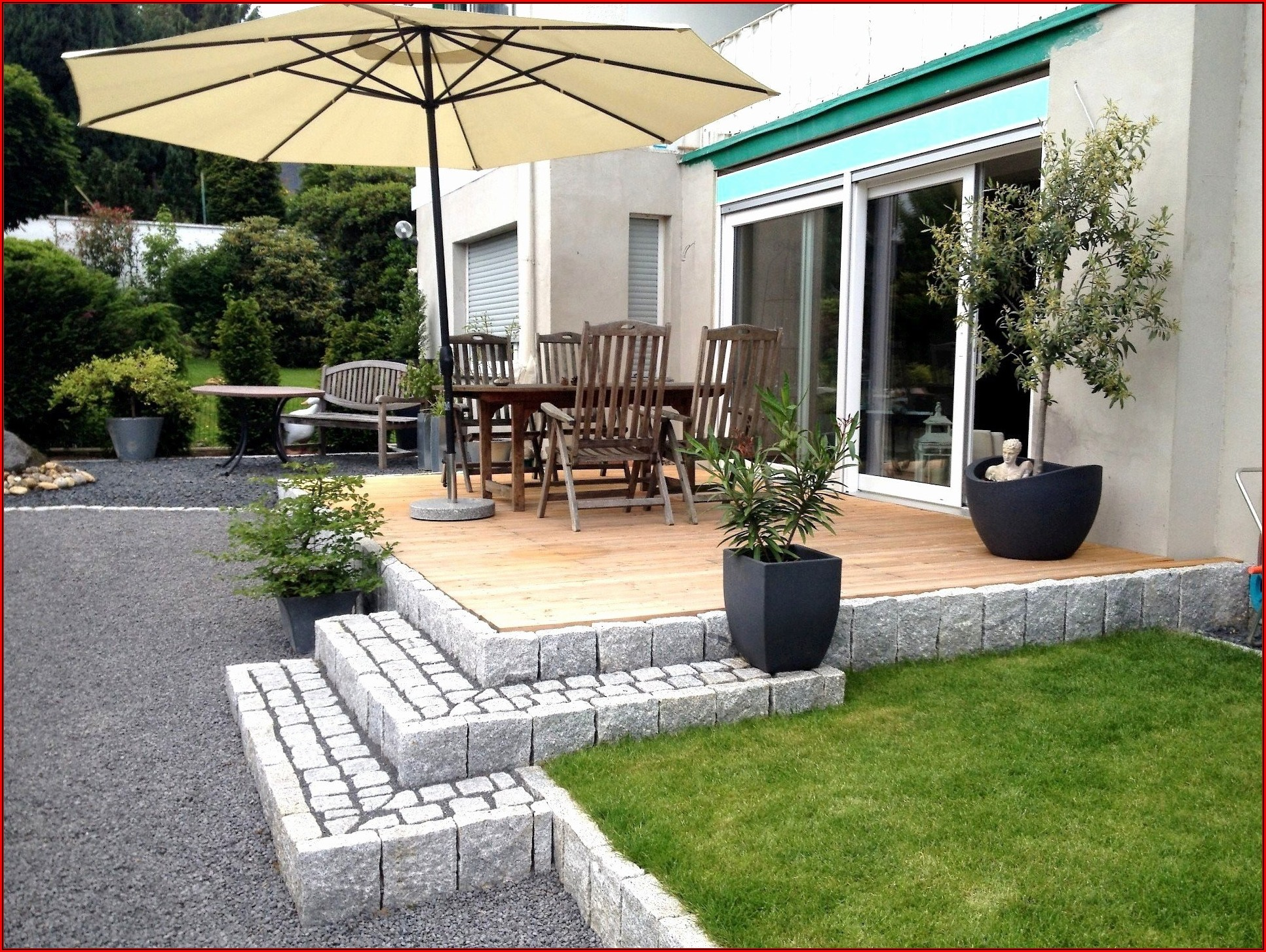 Terrasse Renovieren Ideen