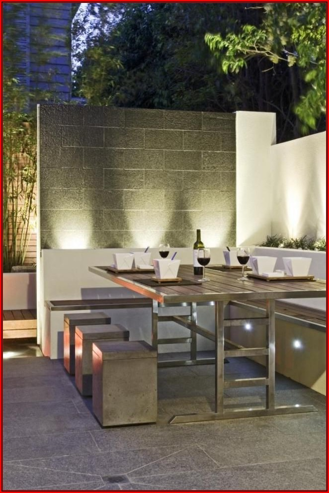 Terrassen Bodenbelag Ideen