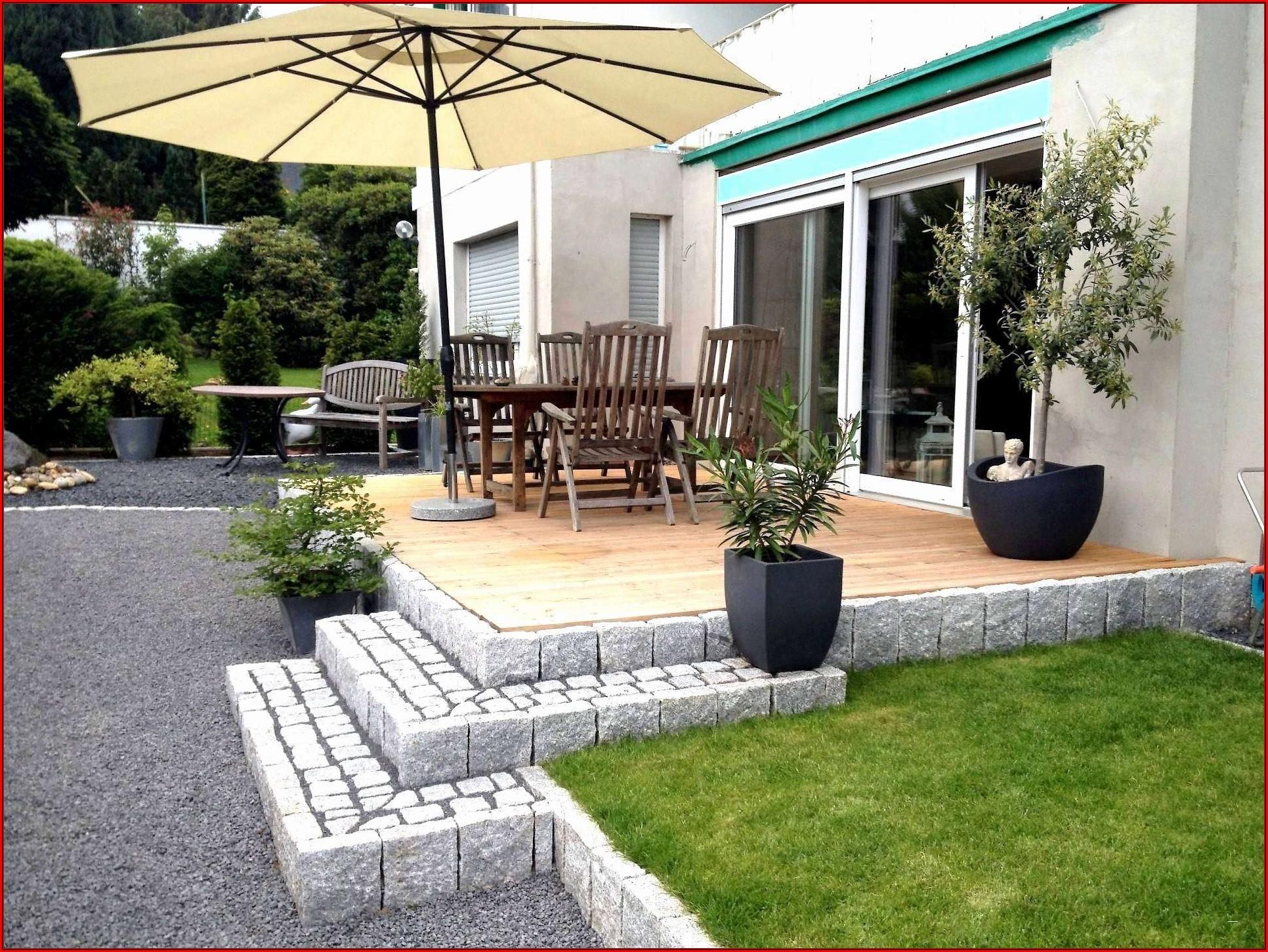 Terrassen Ideen Boden