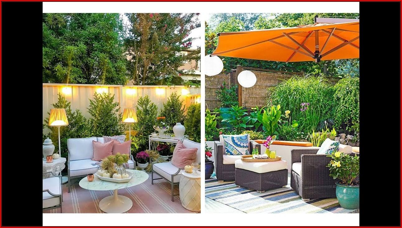 Terrassen Ideen Garten