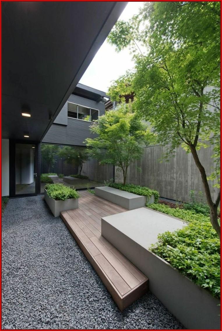 Terrassen Ideen Grau