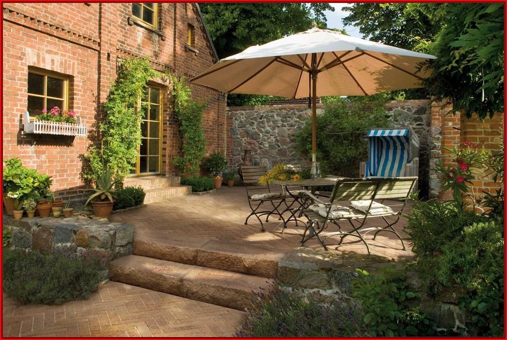 Terrassen Ideen Landhaus