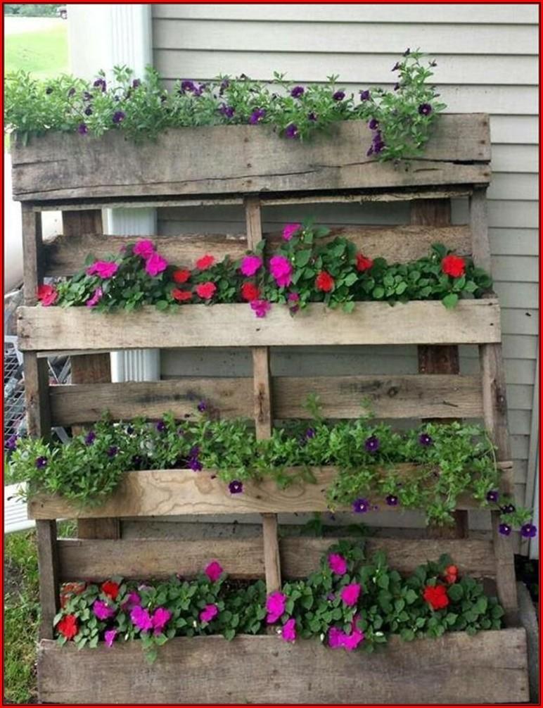 Terrassen Ideen Paletten
