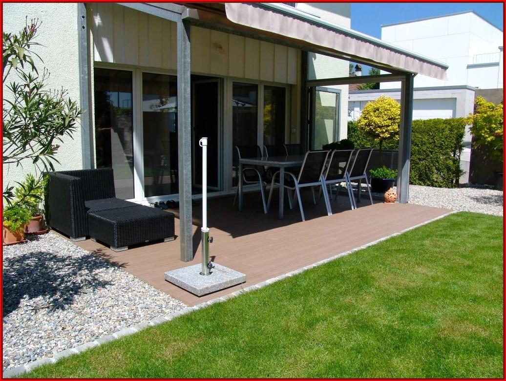 Terrassen Ideen Wpc