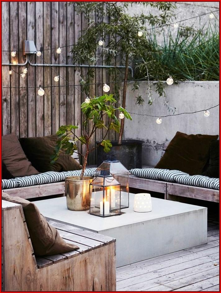 Terrassengestaltung Ideen Modern