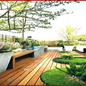 Terrassengestaltung Ideen Pflanzen