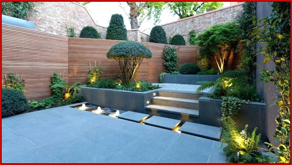 Terrassengestaltung Ideen Stein