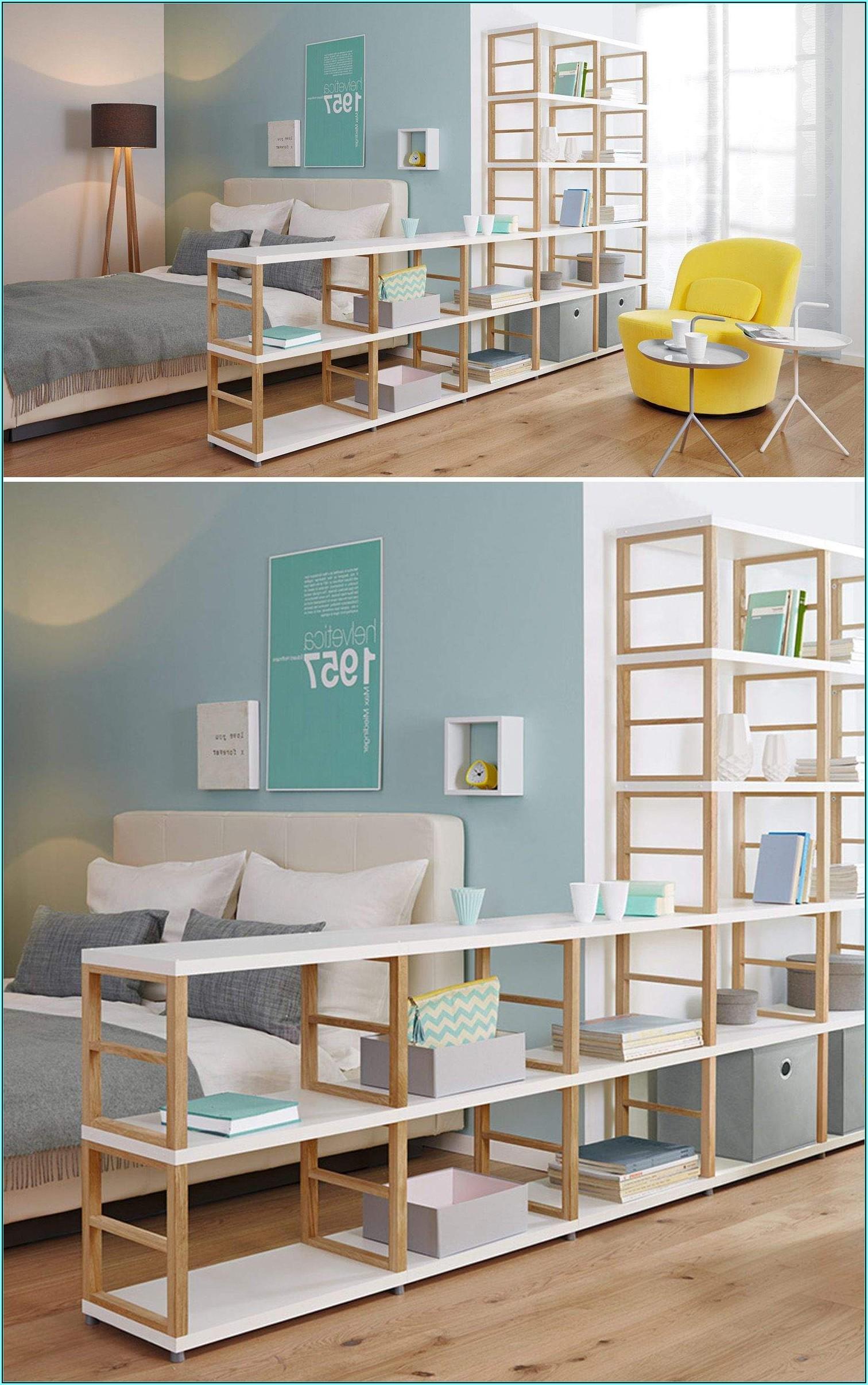 Trennwand Ideen Wohnzimmer