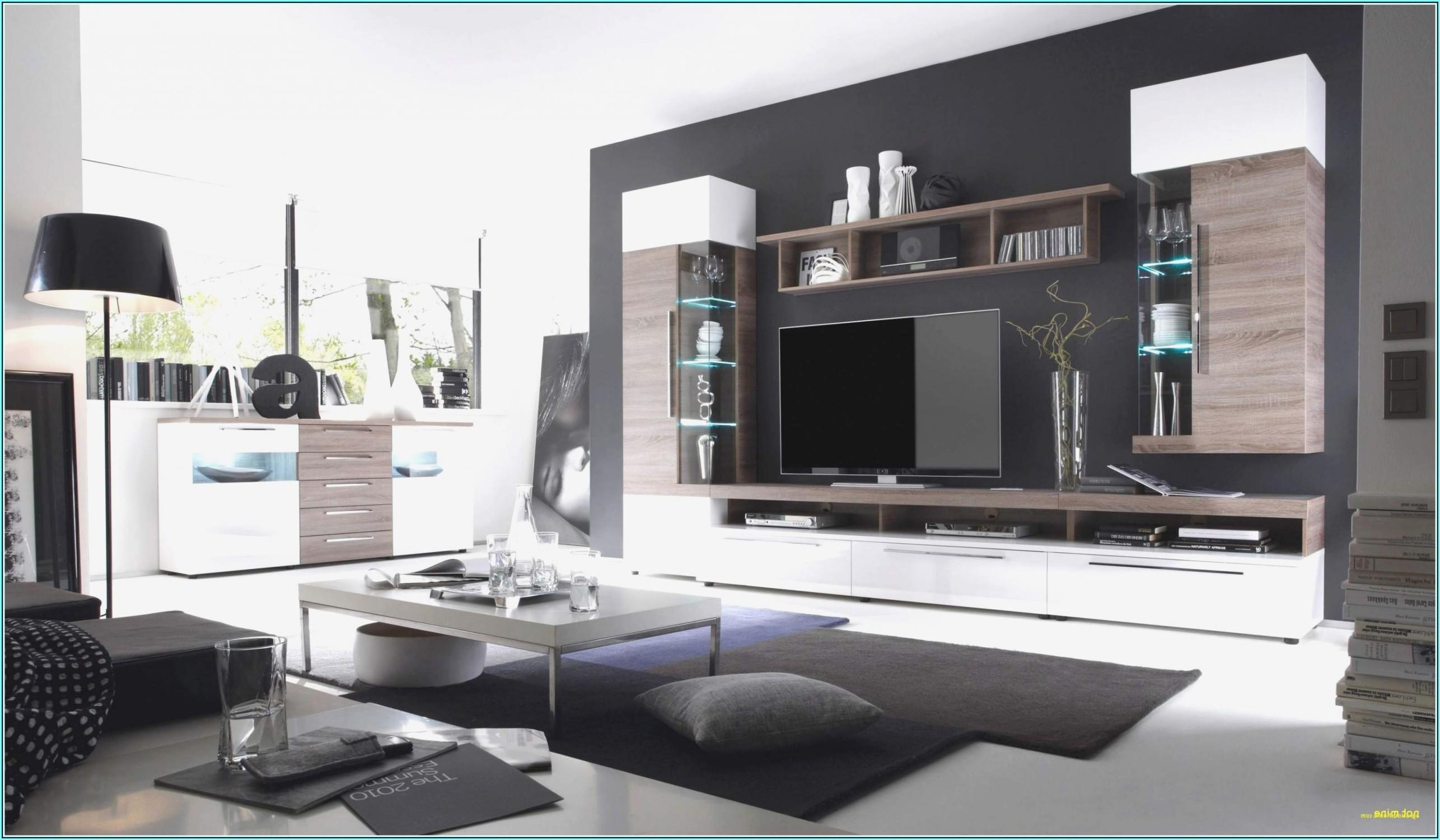 Wand Ideen Wohnzimmer