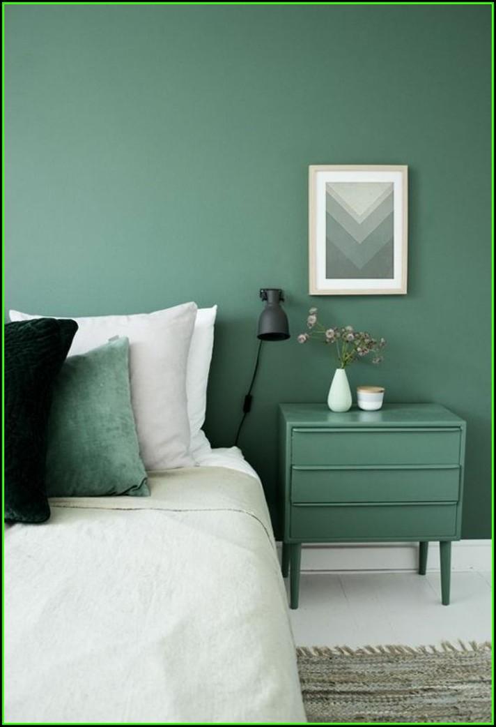 Wandfarbe Schlafzimmer Ideen