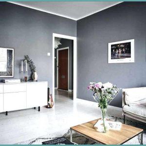 Wandfarben Ideen Wohnzimmer Grau