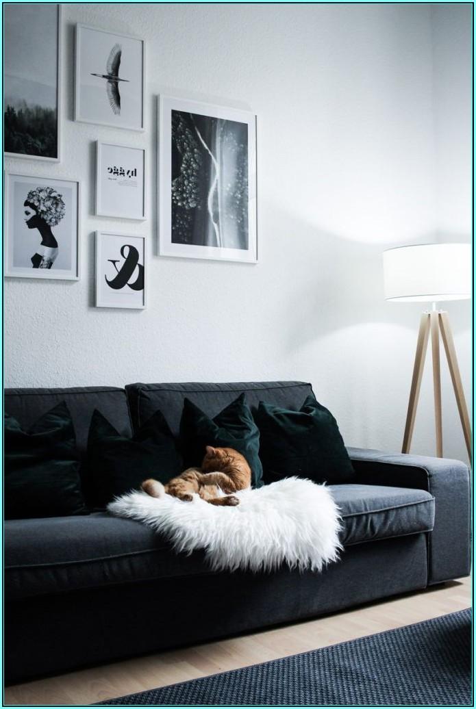 Wohnzimmer Bilderwand Ideen