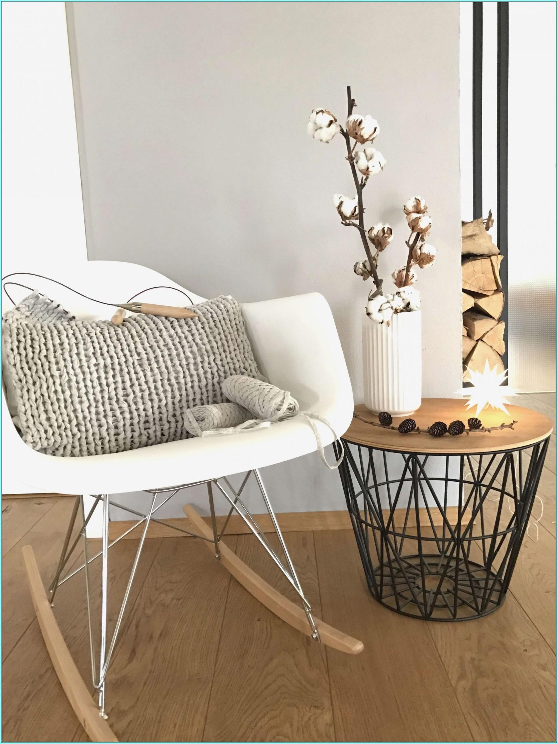 Wohnzimmer Deko Ideen Grau