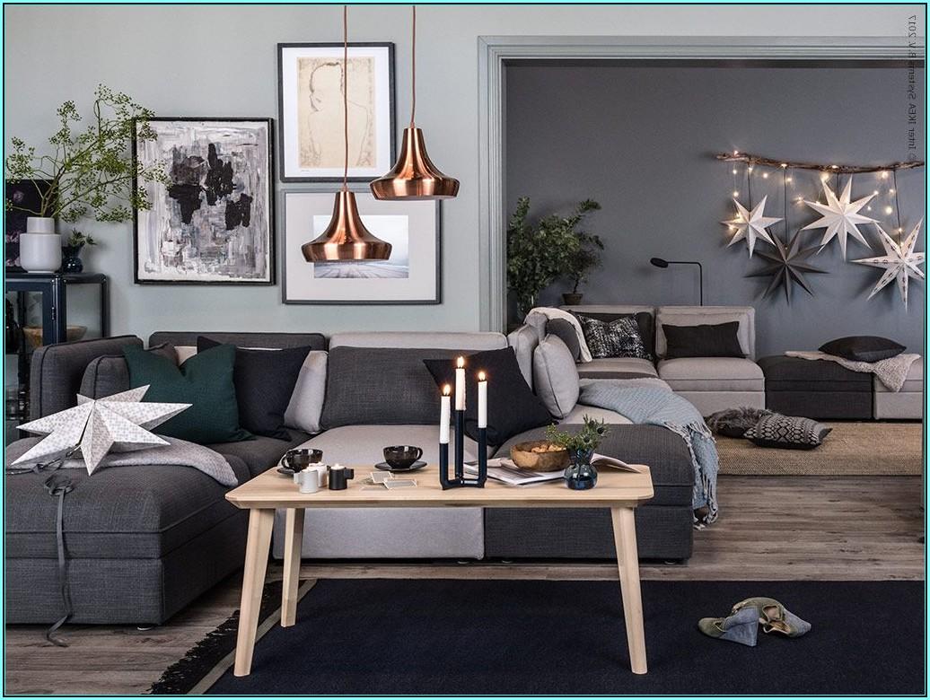 Wohnzimmer Einrichten Ideen Ikea