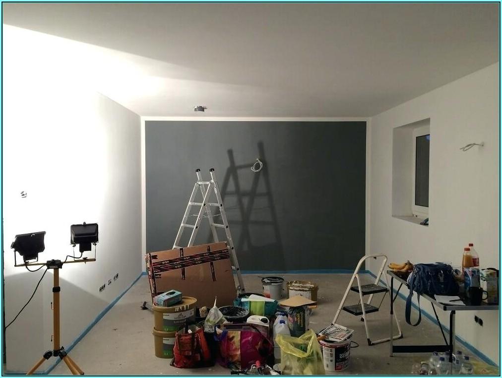 Wohnzimmer Grau Streichen Ideen