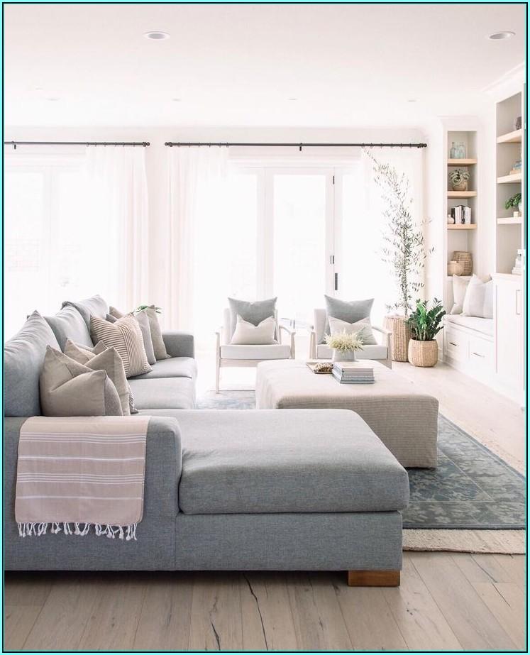 Wohnzimmer Ideen Graues Sofa
