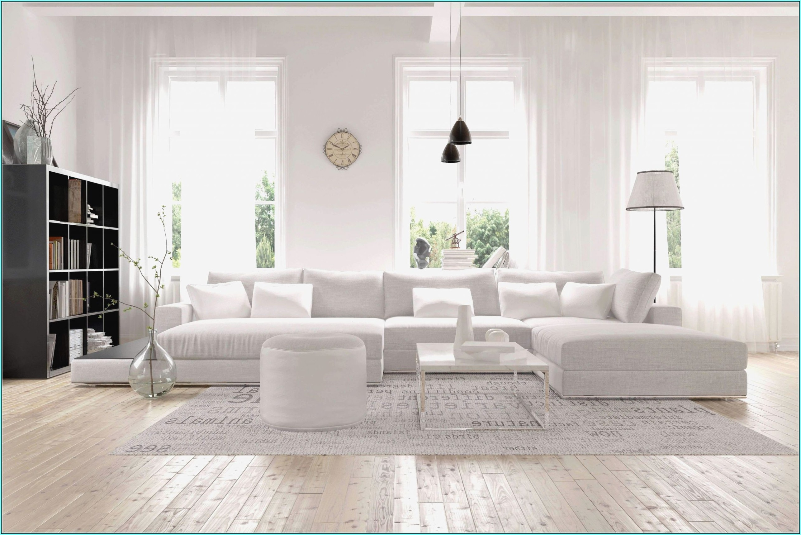 Wohnzimmer Ideen Heller Boden