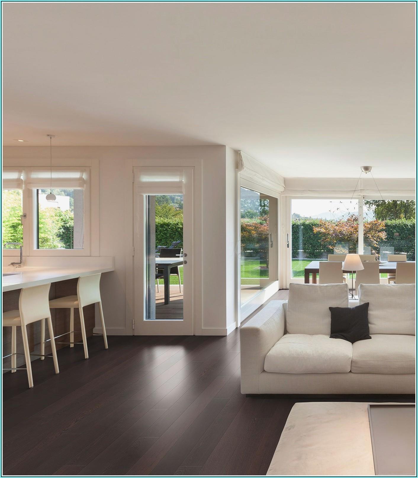 Wohnzimmer Ideen Holzboden