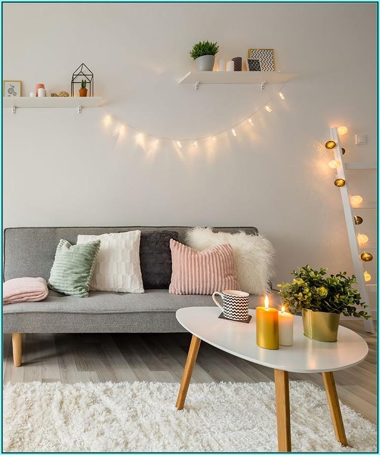 Wohnzimmer Ideen Mit Grauem Sofa - wohnzimmer : House und ...