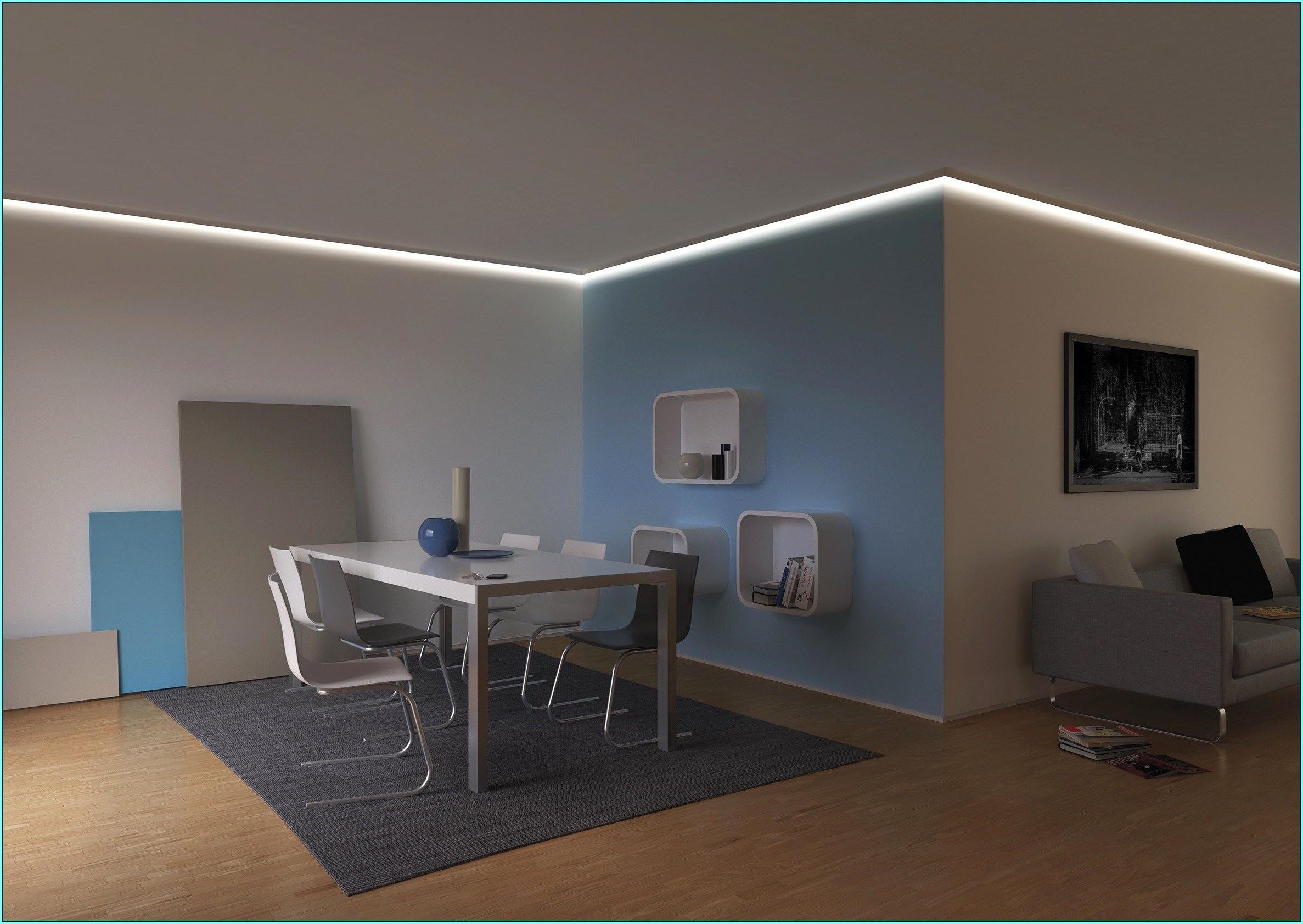 Wohnzimmer Indirekte Beleuchtung Ideen