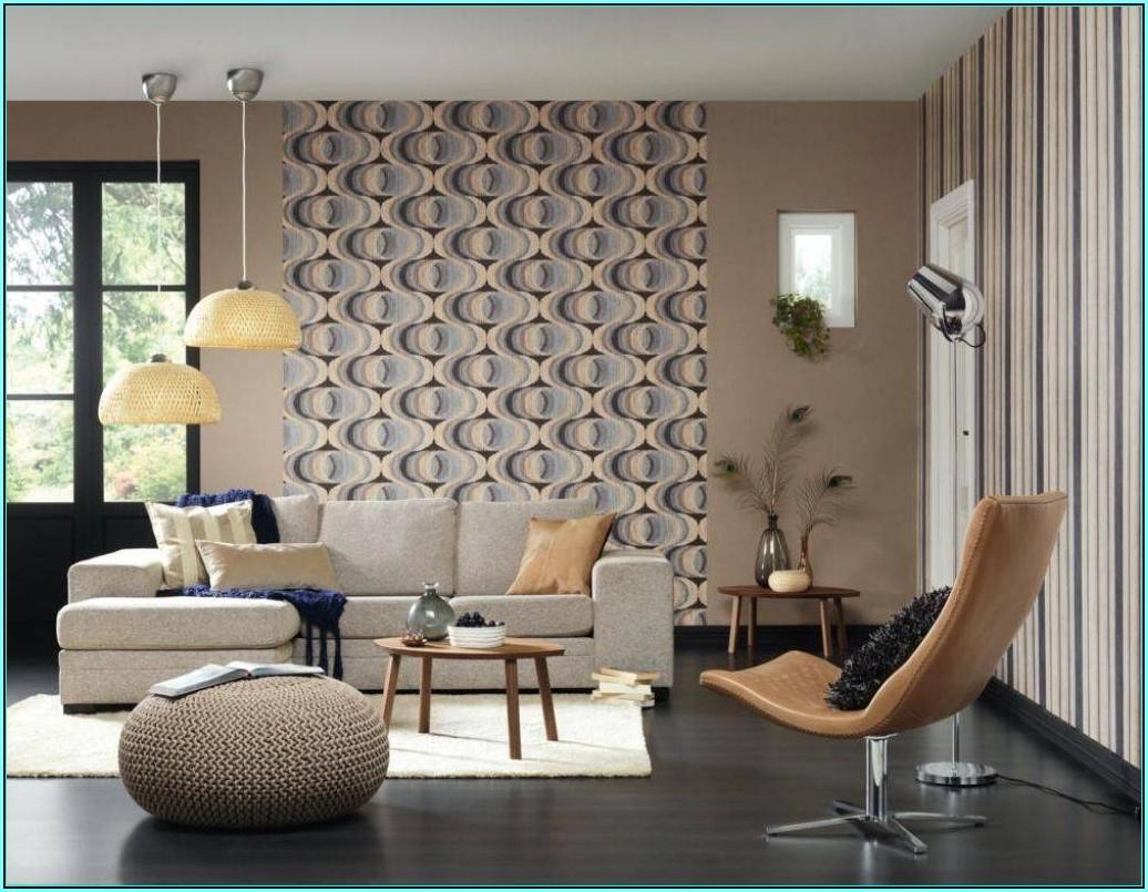 Wohnzimmer Tapeten Ideen 2018
