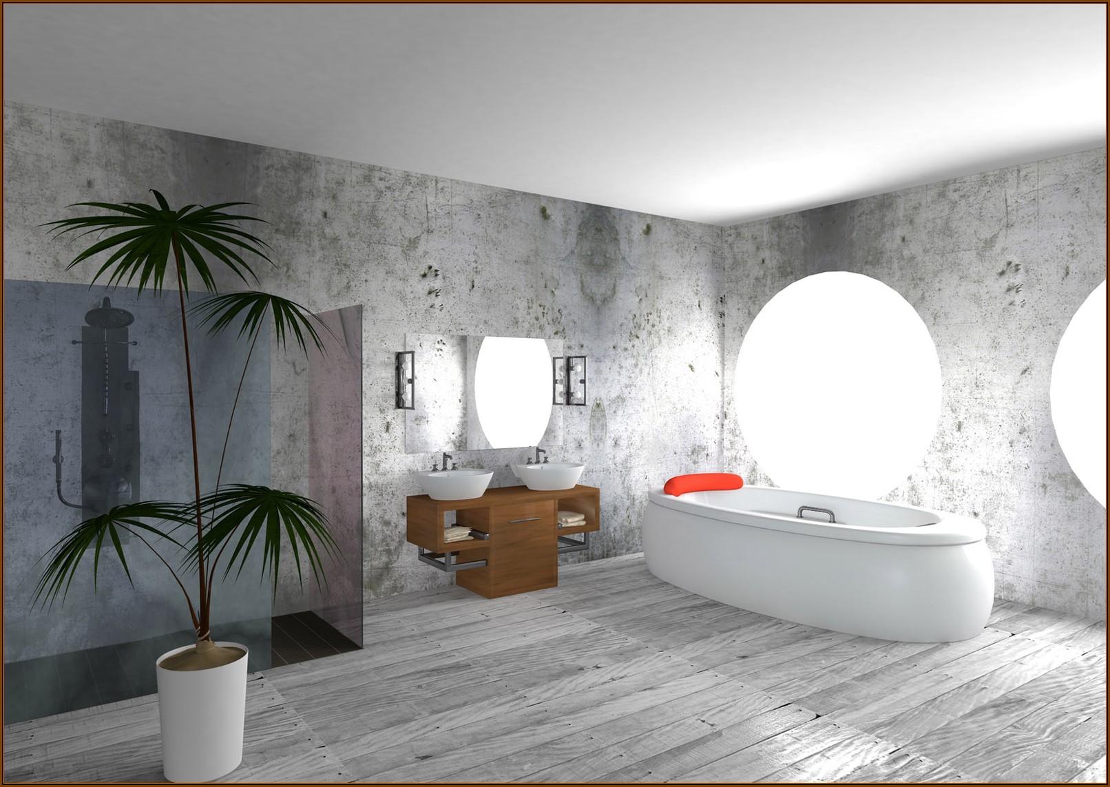 Alu Dibond Bilder Badezimmer