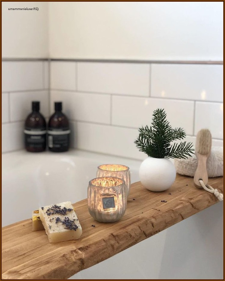 Badezimmer Ideen Skandinavisch