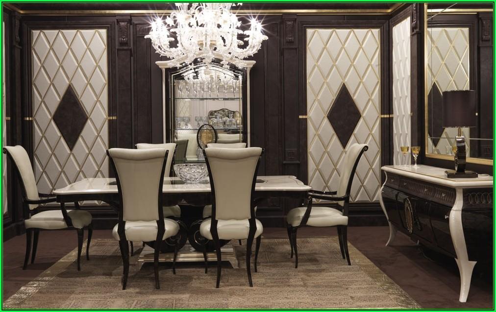 Barock Esszimmer Stühle