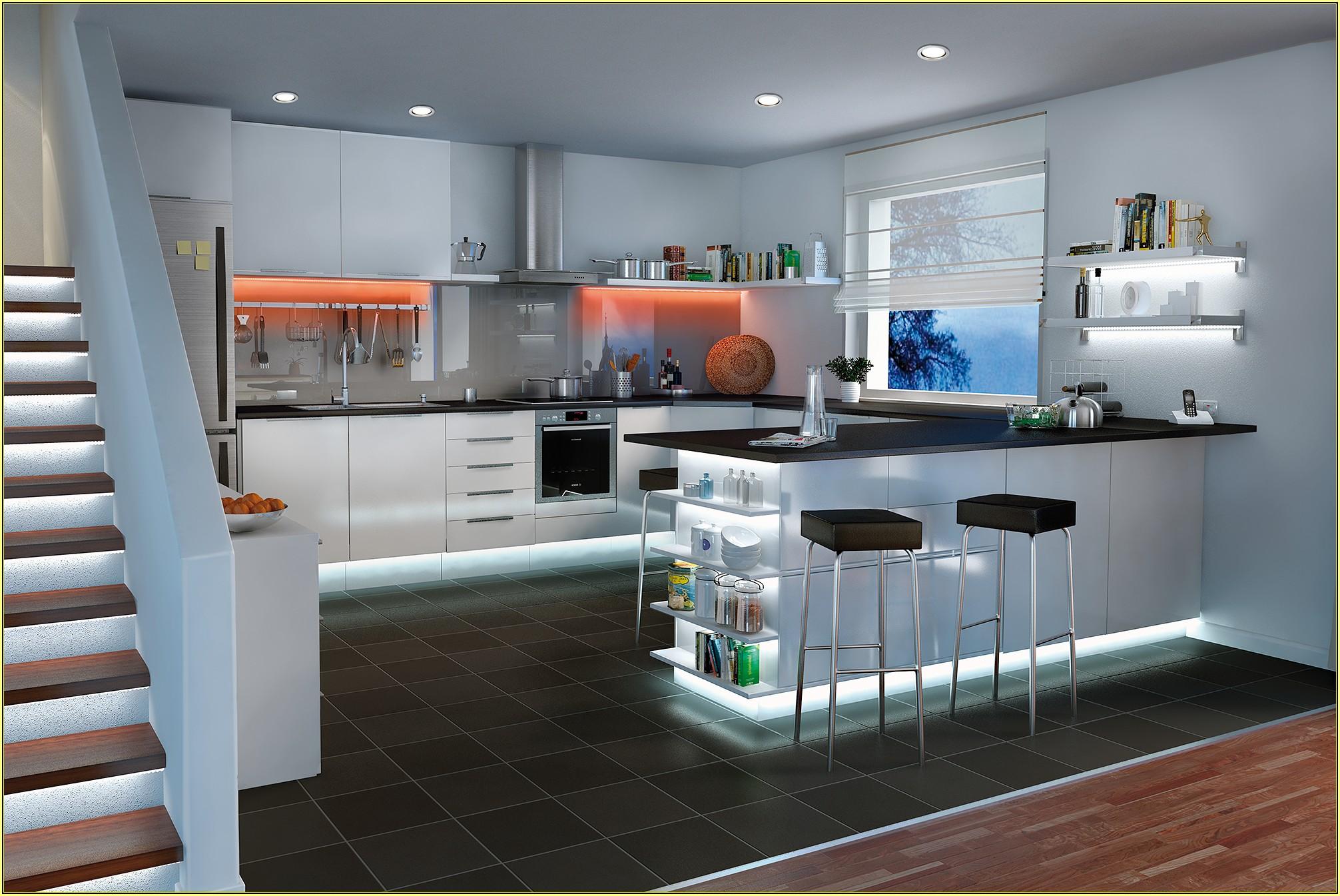 Beleuchtung Ideen Küche