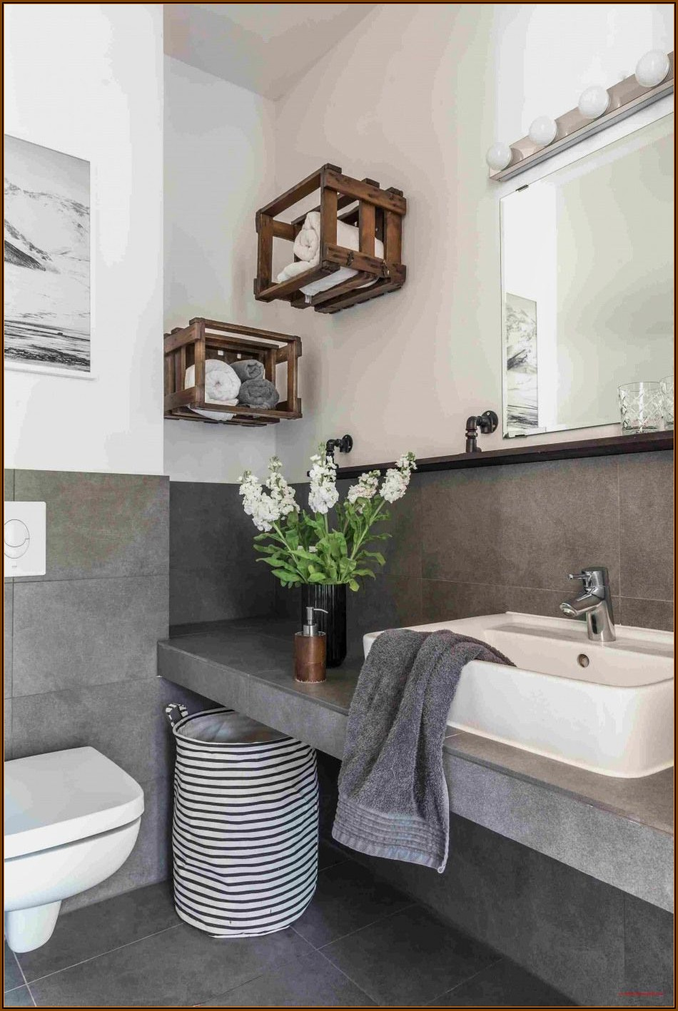 Bild Für Badezimmer Deko