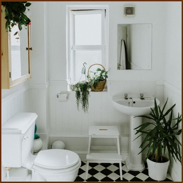 Deko Ideen Für Kleine Badezimmer