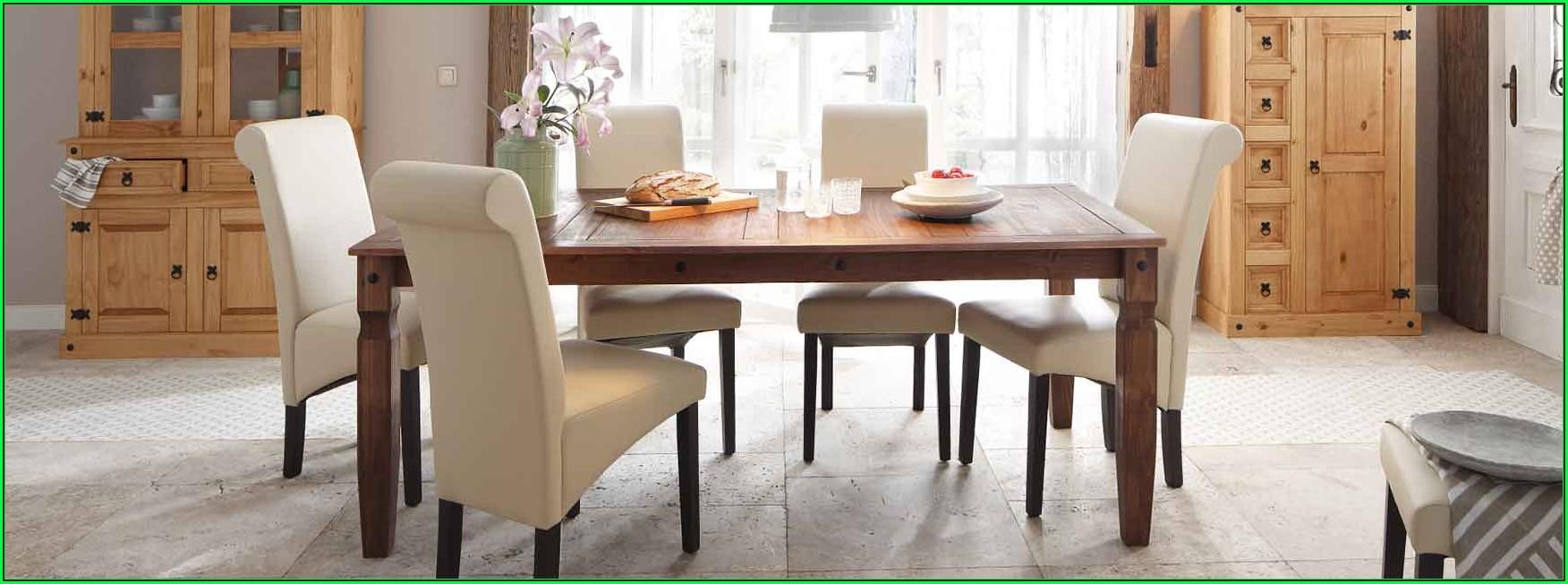 Esszimmer Stühle Zu Weißem Tisch