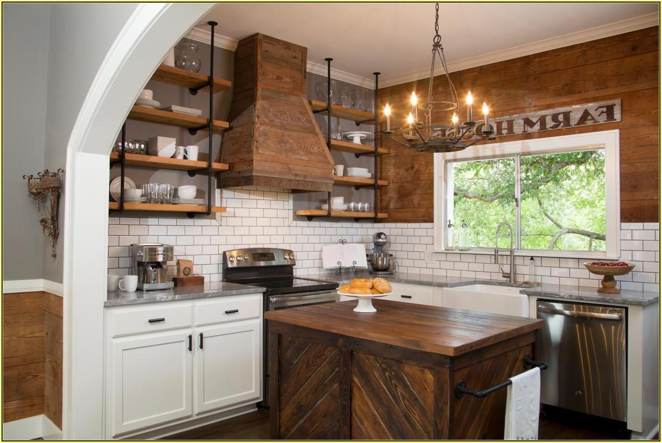 Fixer Upper Küchen Ideen