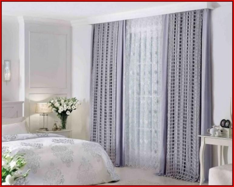 Gardinen Ideen Schlafzimmer