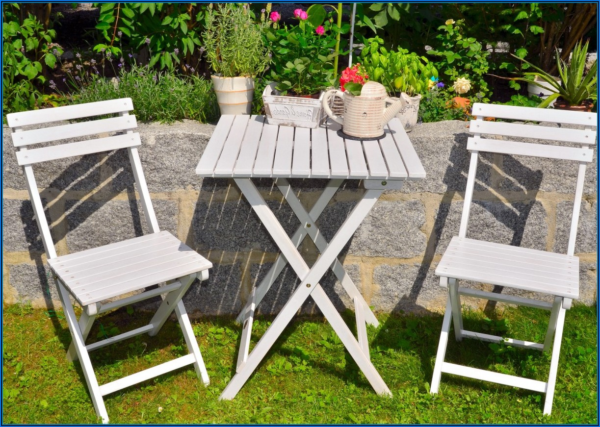 Gartenmöbel Für Kleine Terrassen