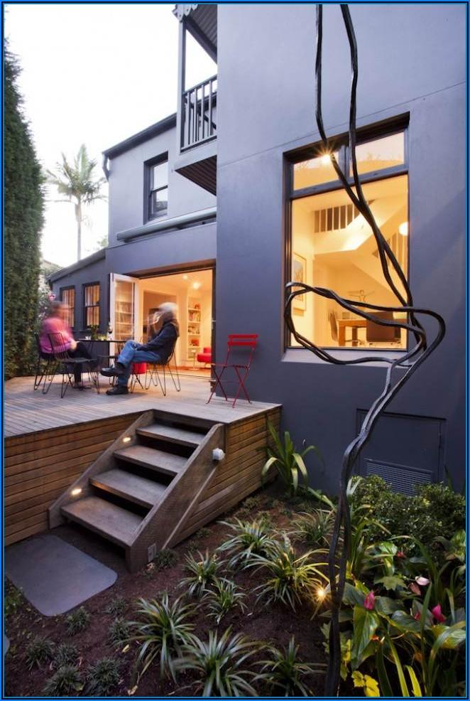 Gestaltung Einer Kleinen Terrasse