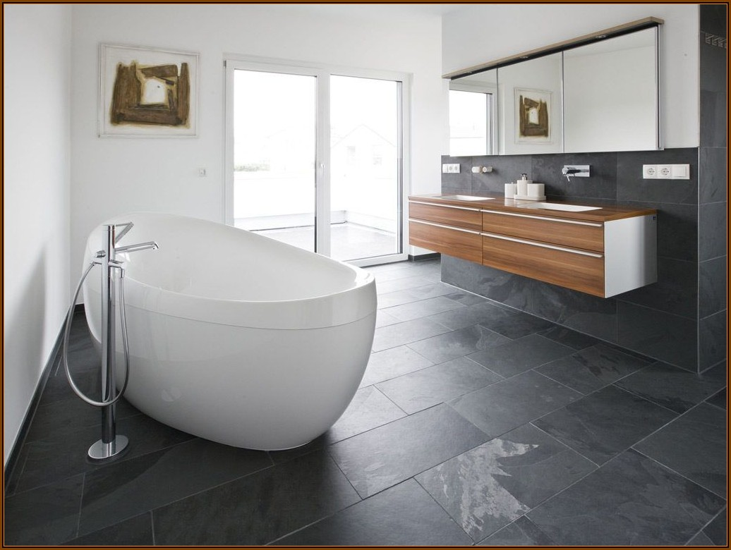 Großes Bild Für Badezimmer