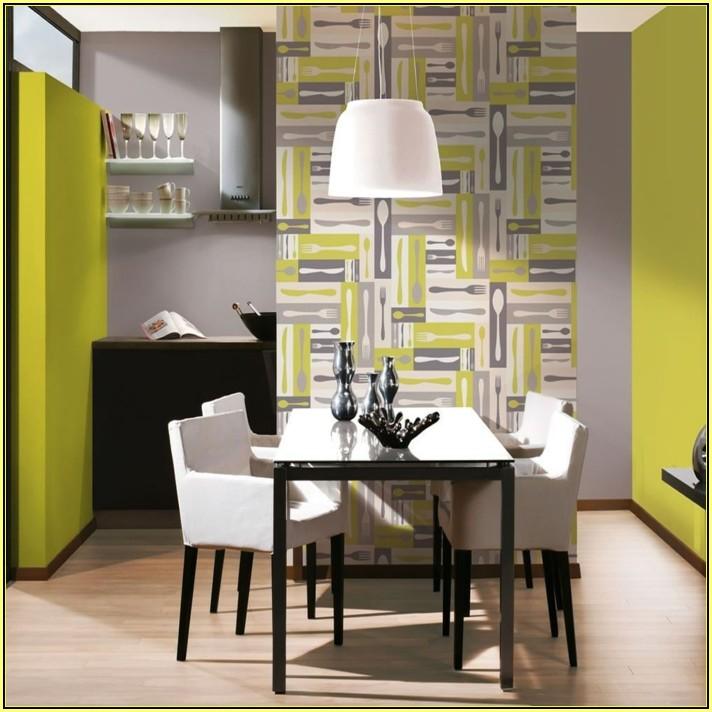 Idee Wandgestaltung Küche