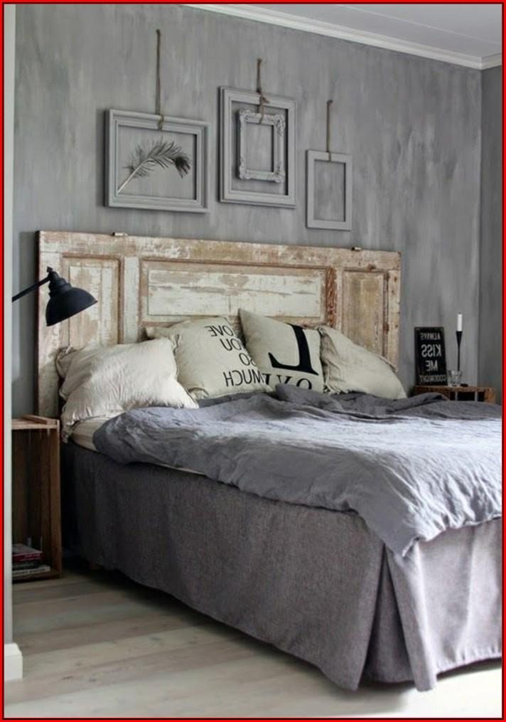 Idee Wandgestaltung Schlafzimmer