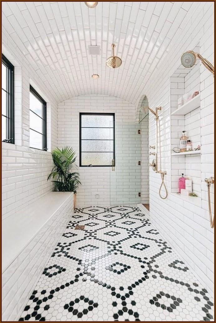 Ideen Für Badezimmer Boden