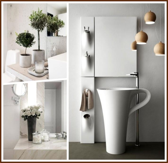 Ideen Für Badezimmer Dekoration