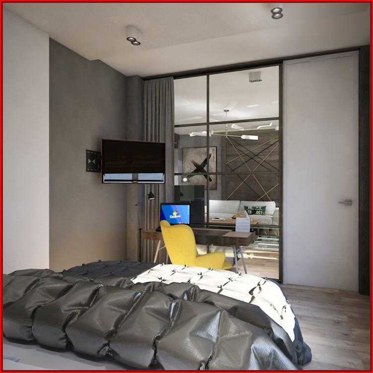 Ideen Fernseher Schlafzimmer