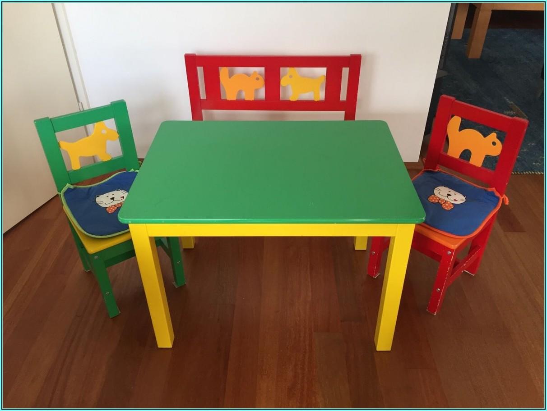 Ikea Tisch Stühle Für Kinder