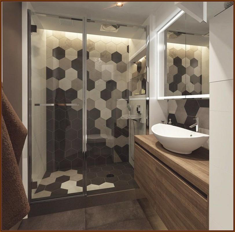 Kleine Badezimmer Fliesen Bilder