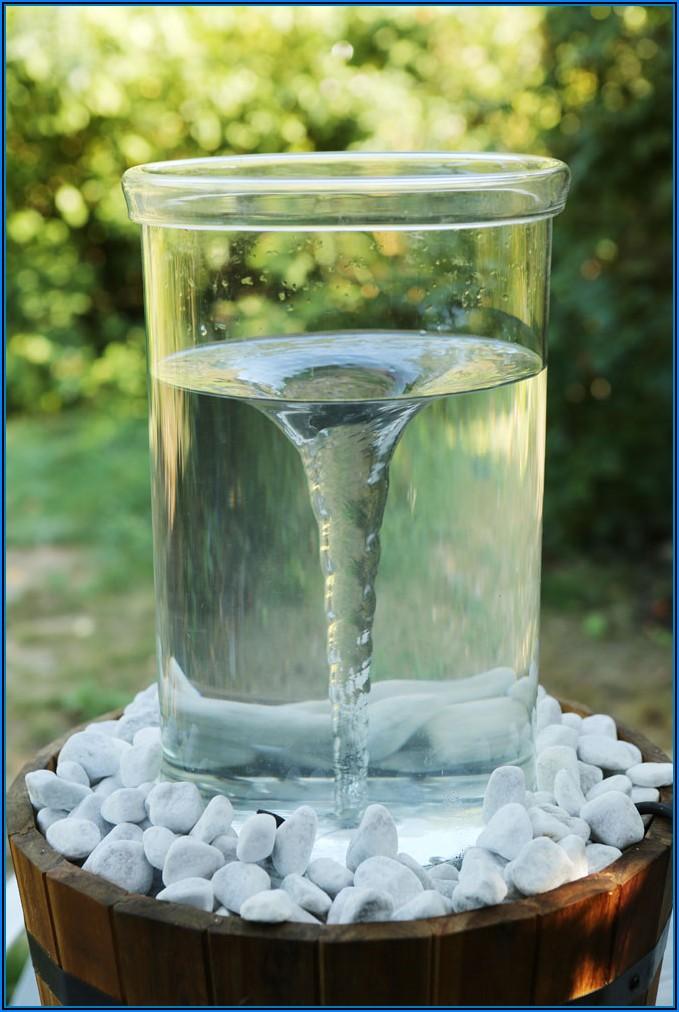 Kleine Brunnen Für Terrasse